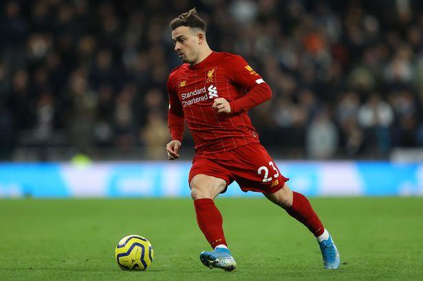 Bảng giá Korting Liverpool Xherdan Shaqiri, có ai quan tâm không?
